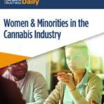 Marijuana  Business Daily •  Women & Minorities in the  Cannabis Industry  V ANGST