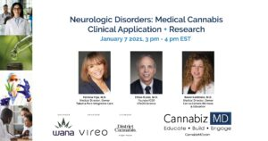 Neurologic Disorders - Medical Cannabis Clinical Applications + Therapeutics