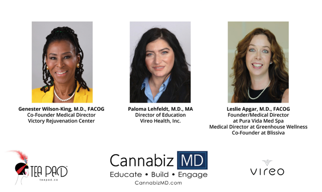 Women's Sexual Health: Medical Cannabis Clinical Applications + Therapeutics